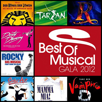 Best of Musical 2012